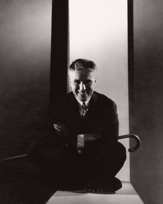 Photo Charlie Chaplin.